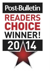 Readers Choice Winner 2014-1